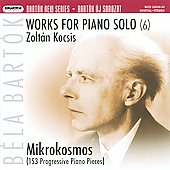 Bartók: Works for Piano Solo, Vol. 6