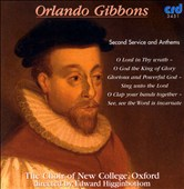 Gibbons: Second Service and Anthems