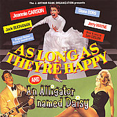 Jeannie Carson: As Long As They're Happy and An Alligator Named Daisy [Original Motion Picture Soundtracks]
