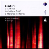 Schubert: Grand Duo; Vaiations D 813; Marches militaires