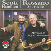 Rossano Sportiello/Scott Hamilton: Midnight at Nola's Penthouse