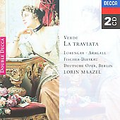 Verdi: La Traviata / Maazel, Lorengar, Aragall, et al