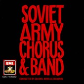 Soviet Army Chorus and Band