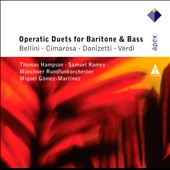 Operatic Duets for Baritone & Bass / Hampson, Ramey