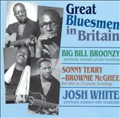 Josh White/Sonny Terry/Big Bill Broonzy/Brownie McGhee: Great Bluesmen in Britain