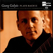 Georg Gulyas Plays Bach Vol. 2