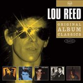 Lou Reed: Original Album Classics [Box]