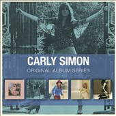 Carly Simon: Original Album Series [Box] *