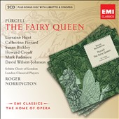 Purcell: The Fairly Queen / Hunt, Pierard, Bickley, Crook, Padmore