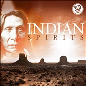 Various Artists: Indian Spirits [Box]