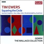 Tim Ewers: Squaring the Circle / Gemini; The Wallace Collection