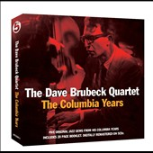 The Dave Brubeck Quartet: The Columbia Years