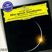 R. Strauss: Also Sprach Zarathustra, Don Juan, etc / Karajan