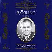 Prima Voce - Björling in Song