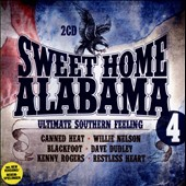 Various Artists: Sweet Home Alabama, Vol. 4: Ultimate Southern Feeling