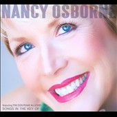Nancy Osborne: Songs in the Key of Love [Digipak]