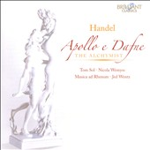 Handel: Apollo e Dafne; The Alchymist / Tom Sol; Nicola Wemyss