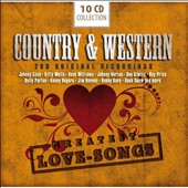 Various Artists: Country & Western: Greatest Love Songs