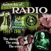 Various Artists: The Golden Age of Radio, Vol. 3 [Box]