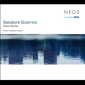 Salvatore Sciarrino: Piano Works
