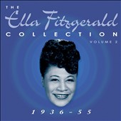 Ella Fitzgerald: The Ella Fitzgerald Collection, Vol. 2: 1936-55 [Box]