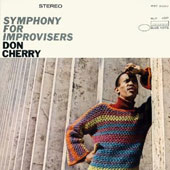 Don Cherry (Trumpet): Symphony for Improvisers [Remastered]