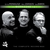 Enrico Pieranunzi/Marc Johnson (Bass)/Pieranunzi-Johnson-Baron/Joey Baron: Play Morricone, Vols. 1 & 2: the Complete Recordings