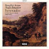 Aufschnaiter: Serenades / Gaigg, L'Orfeo Barockorchester