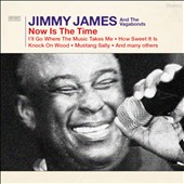Jimmy James (Soul)/Jimmy James & the Vagabonds (Soul): Now Is the Time