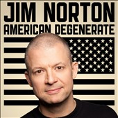 Jim Norton (Comic): American Degenerate [Slipcase]