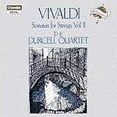 Vivaldi: Sonatas for Strings Vol 2 / Purcell Quartet