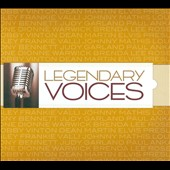 Various Artists: Legendary Voices [10 CD]