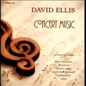 Orchestral works by David Ellis (b.1933): Concert Music - Vale Royal Suite; Diversions; September Threnody; Celebration; Solus