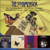 The 5th Dimension: Up, Up and Away/The Magic Garden/Stoned Soul Picnic/The Age of Aquarius [5/26]