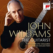 John Williams: The Complete Album Collection - Guitar music by Various Composers / John Williams, guitar