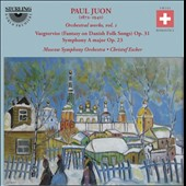 Paul Juon: Orchestral Works, Vol. 1