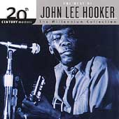 John Lee Hooker: 20th Century Masters - The Millennium Collection: The Best  of John Lee Hooker