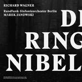 Wagner: Der Ring des Nibelungen (The Ring of the Nibelung) / Various Artists; Berlin Radio SO, Marek Janowski