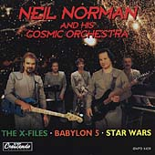 Neil Norman: X-Files, Babylon 5, Star Wars [Single]