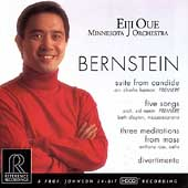 Bernstein: Suite from Candide, etc / Eiji Oue