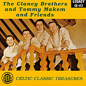 The Clancy Brothers: Celtic Classic Treasures