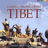 Deben Bhattacharya: Temple Music from Tibet