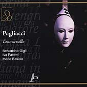 Leoncavallo: Pagliacci / Ghione, Gigli, Nessi, et al