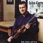 John Carty: Yeh, That's All It Is