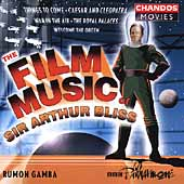 The Film Music of Arthur Bliss / Gamba, BBC PO