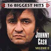Johnny Cash: 16 Biggest Hits, Vol. 2