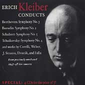 Erich Kleiber at NBC - Four Complete Concerts from 1947/48