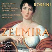 Rossini: Zelmira / Benini, Futral, Ford, Custer, et al