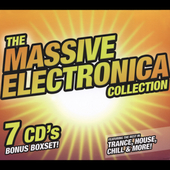 Various Artists: Massive Electronica Collection [Box]