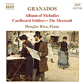 Granados: Piano Music Vol 8 / Douglas Riva